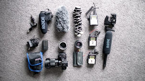 Dobór sprzętu do profesjonalnego filmowania