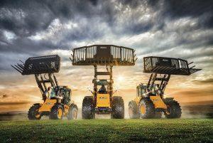 Maszyny rolnicze JCB